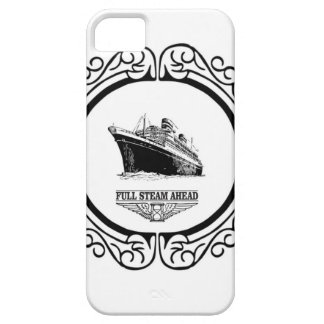 round full steam ahead iPhone 5 covers