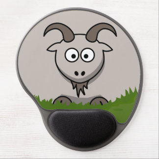 Round Goat Gel Mouse Pad