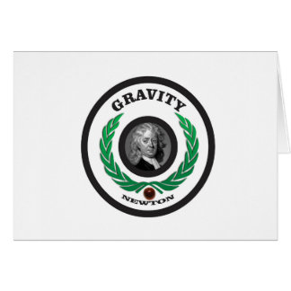 round gravity in card