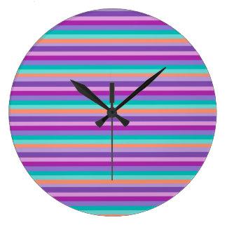 Round (Large) Wall Clock Fun Mod