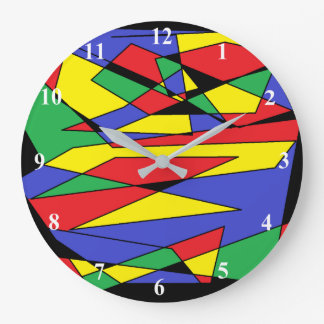 Round (Large) Wall Clock - maxi