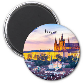 Round Magnet Prague