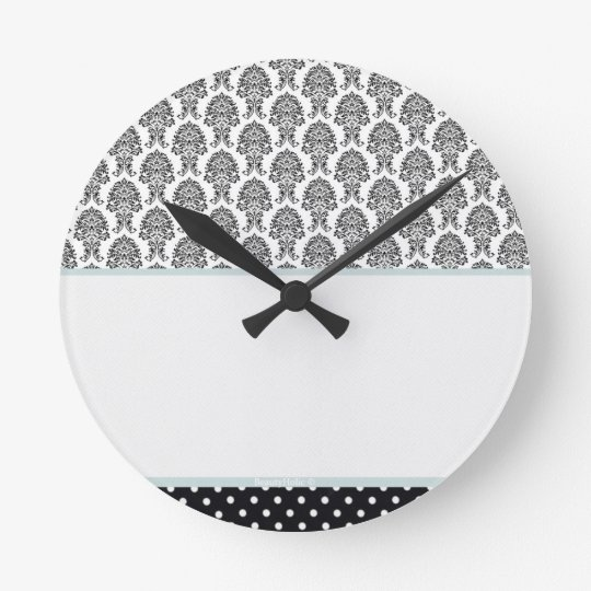 Round (Medium) Wall Clock