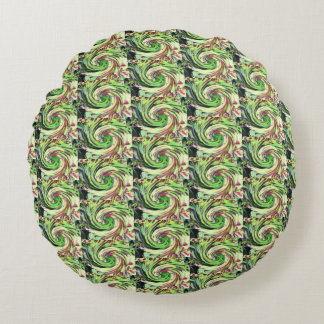 ROUND REVERSIBLE PILLOW