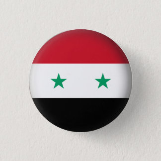 Round Syria 1 Inch Round Button