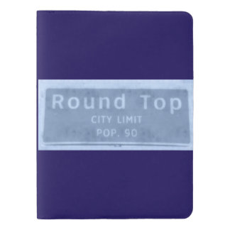 Round Top Population 90 Notebook