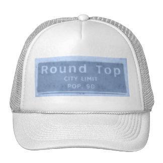 Round Top Population 90 Trucker Hat