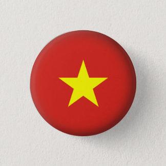Round Vietnam 1 Inch Round Button