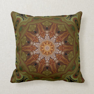 RoundAbout. Throw Pillow