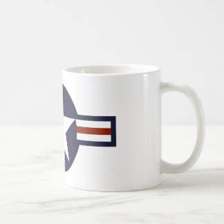 Roundel of the Air Force Coffee Mug