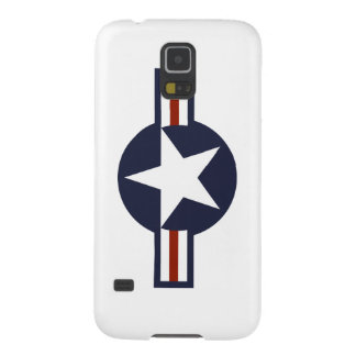 Roundel of the Air Force Galaxy S5 Covers
