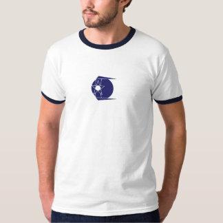 Roundel Ringer Tee ~ OrbitalDefense.com