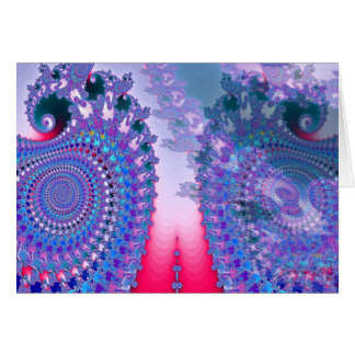 Roundhouse Peace Greeting Card
