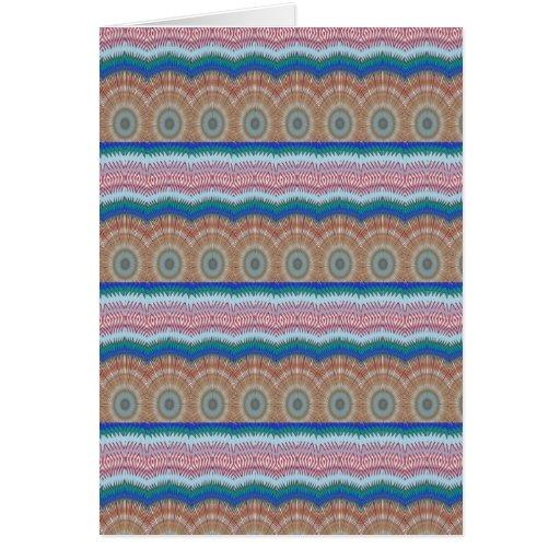 ROUNDS Chakra Blue SPARKLE Strip Elegant GIFTS Cards