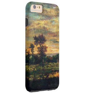 Rousseau Pond At The Edge Of A Wood Vintage Art Tough iPhone 6 Plus Case