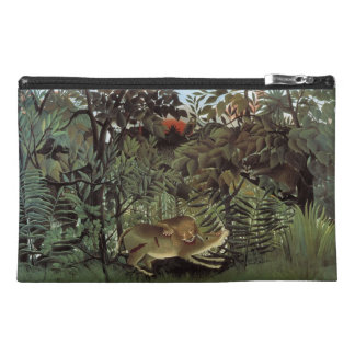 Rousseau's Hungry Lion accessory bags