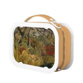 Rousseau's Tiger lunch box