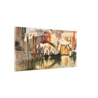 Roussoff's Venice canvas print