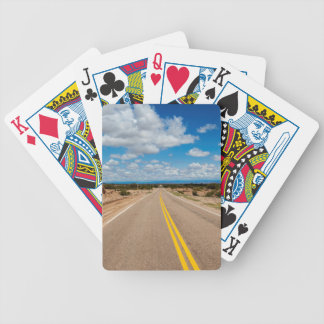Route 40 Argentina Bicycle Playing Cards