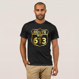 Route 613 - Men's Gold T-Shirt