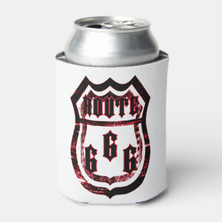 Route 666 can cooler