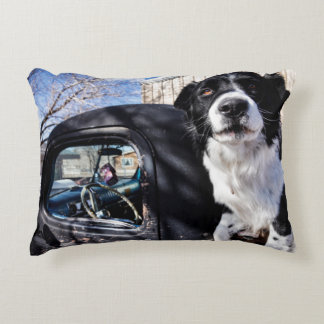 Route 66 - 2 decorative pillow