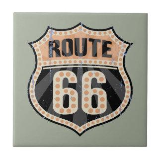 Route 66 -717 Dot Tile