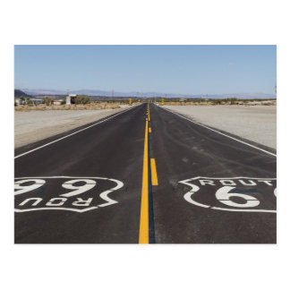 Route 66, Amboy (California, USA) Postcard