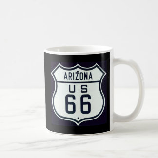 Route 66 Arizona Coffee Mug