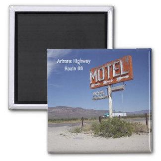 Route 66 - Arizona Highway Magnet