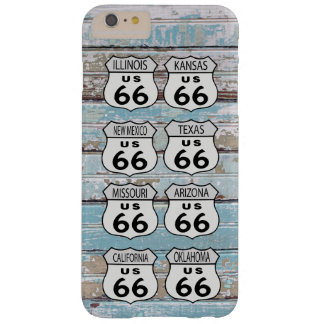 Route 66 barely there iPhone 6 plus case
