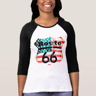 ROUTE 66,BIKER,BIKERS,ROAD TRIPS,VINTAGE T-Shirt