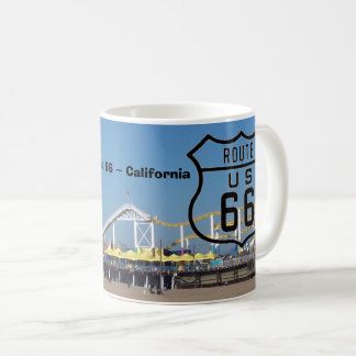 Route 66 California Coffee Mug