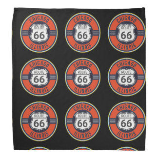 ROUTE 66 CHICAGO - Bandanna