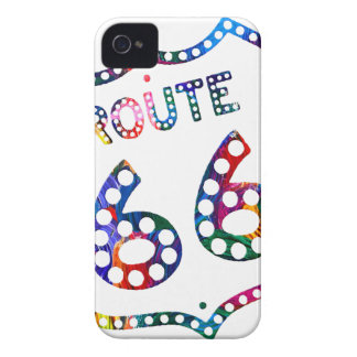 Route 66 color splash! Case-Mate iPhone 4 case