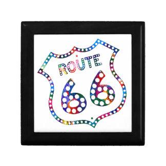 Route 66 color splash! gift box