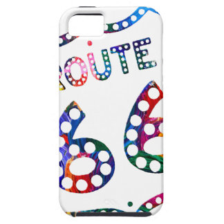 Route 66 color splash! iPhone 5 covers