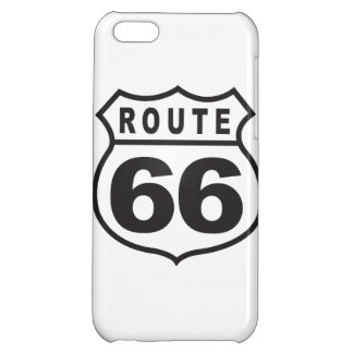 Route 66 cover for iPhone 5C