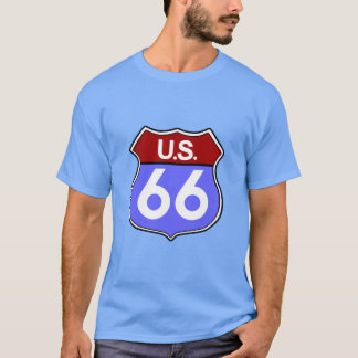 Route 66 Get Your Kicks Mens Men's Alternative T-Shirt
