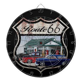 Route 66 Group Dartboard
