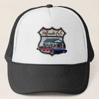 Route 66 Group Trucker Hat