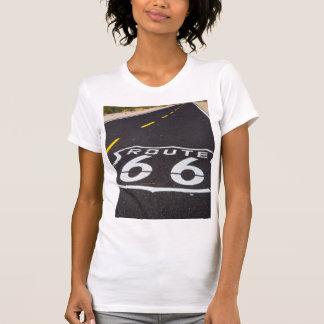 Route 66 highway marker, Arizona T-Shirt