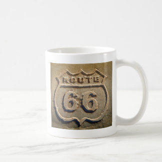 Route 66 historic sign, Arizona Coffee Mug