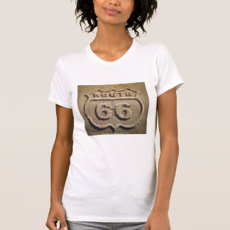 Route 66 historic sign, Arizona T-Shirt