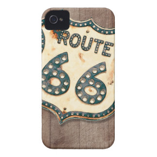 Route 66 iPhone 4 cases