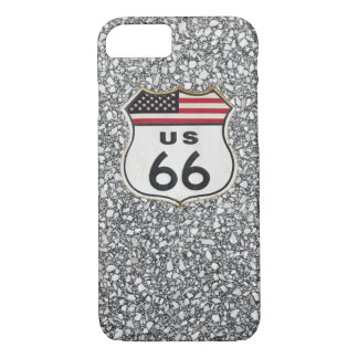 Route 66 iPhone 7 case