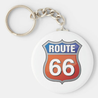 Route 66 Key Chains