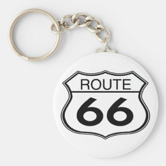 Route 66 - Keychain