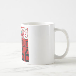 Route 66 Kingman Arizona Coffee Mug