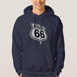 Route 66 Men's hoodie. Hoodie